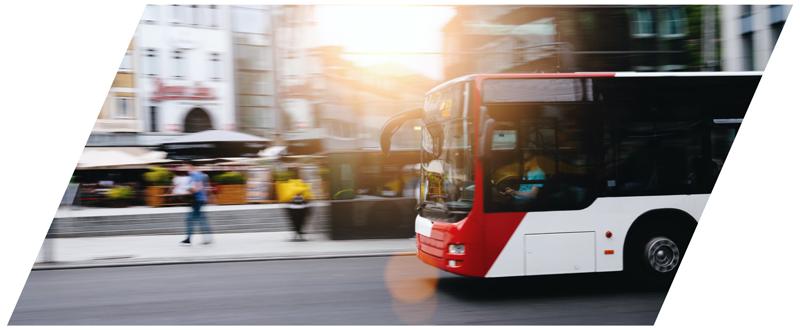 Bus verkehr